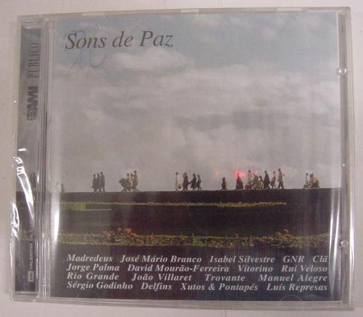 CD Sons de Paz - Vários