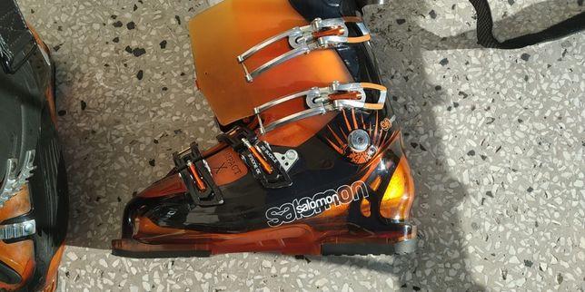 Buty narciarskie Salomon Impact X 90 prawie nowe rozmiar 27,5 (43)