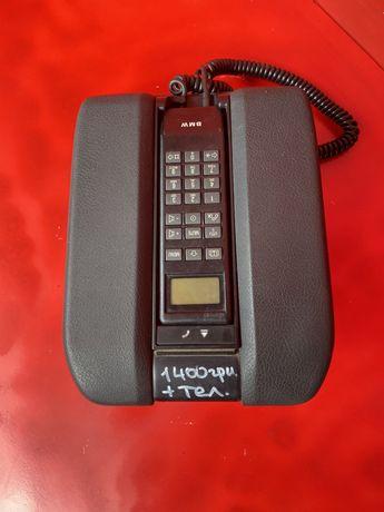 Підлокотник БМВ Е39 з телефоном подлокотник BMW E39 видвижний чорний