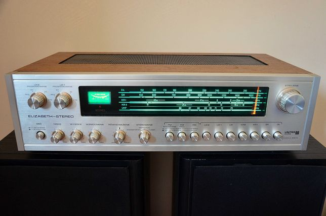 Amplituner UNITRA DST-202 Elizabeth Stereo Sanyo