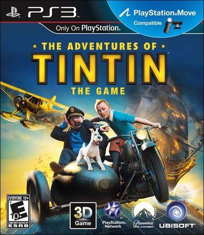 Gra Tin Tin PS3 - używana
