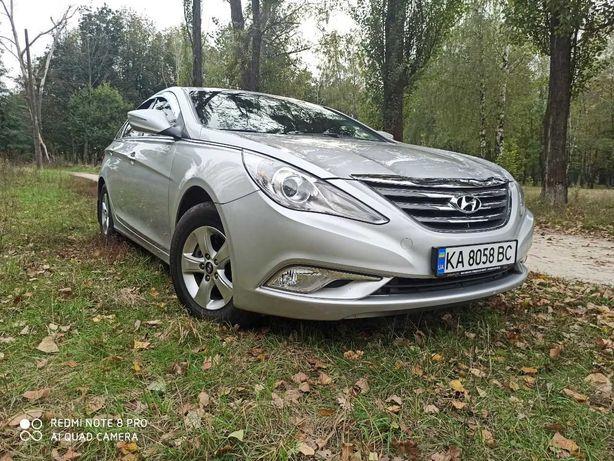 Hyundai sonata yf 2013 газ