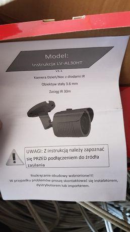 Zestaw do monitoringu 16 kamer monitor dysk hik Vision