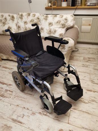 wózek inwalidzki elektryczny wózek dla osoby niepełnosprawnej