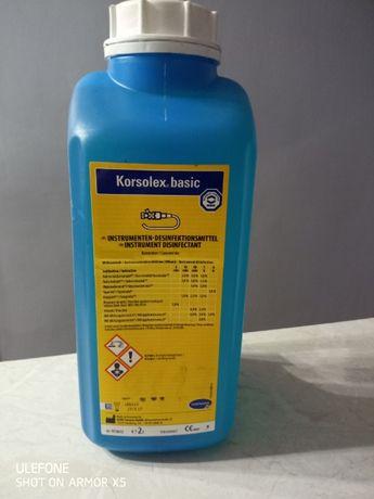 Płyn środek wirusobójczy , bakteriobójczy , grzybobójczy koncentrat