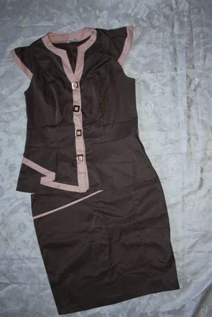 Женский нарядный костюм 46 размер