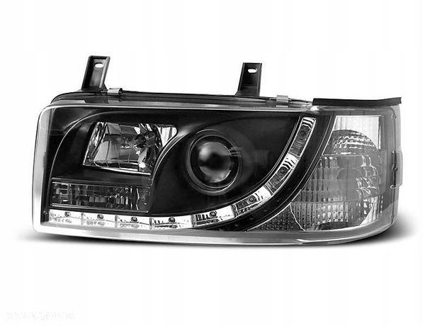 Reflektor Lampy kpl Clear VW T4 Caravelle Multivan