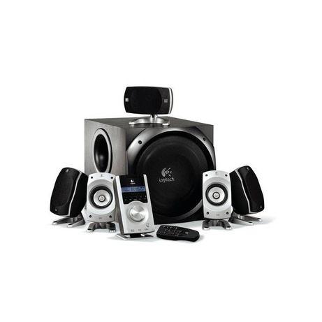 Głośniki Logitech Z5500 5.1