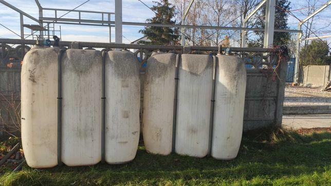 Schutz zbiorniki na olej opałowy 1600l
