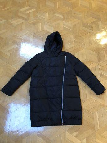 płaszcz płaszczyk czarny PEP nowy bez metki