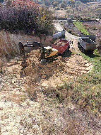 Чистая овражная подсыпка, грунт, песок, супесок  на подсыпку участка