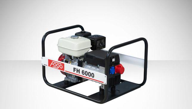 Agregat trójfazowy FOGO FH 6000