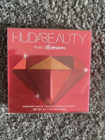 Paleta cieni huda beauty ruby obsessions nowa