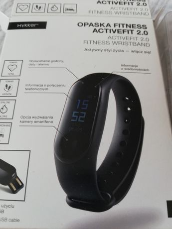 Opaska fitness activefit 2.0