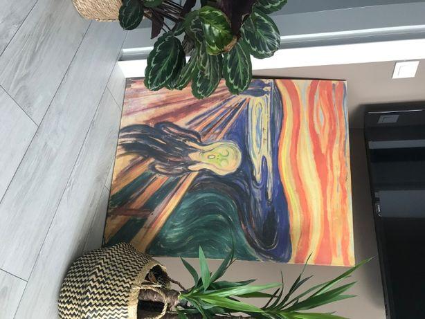 Obraz na płótnie - Edvard Munch - Scream (Krzyk)