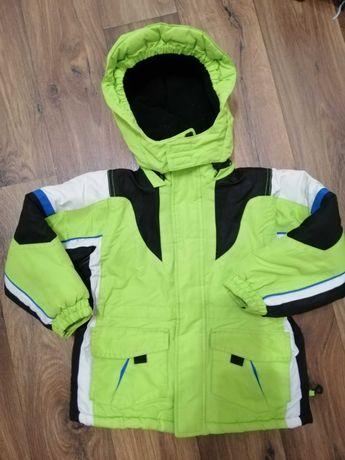 Зимний костюм для мальчика 4t