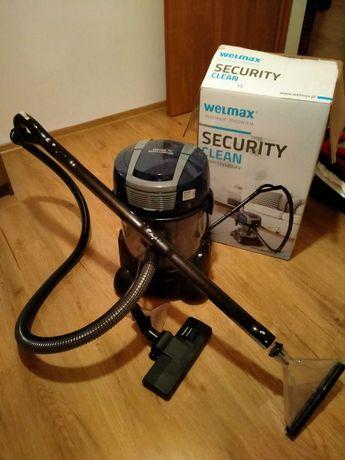 Sprzedam odkurzacz model Security clean marki Welmax