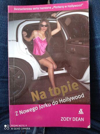 Na topie z nowego Jorku do Hollywood