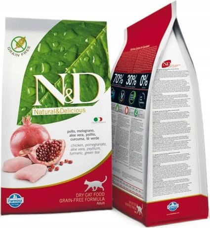 ND 1014 Cat Prime Chicken Pomegranate 300g