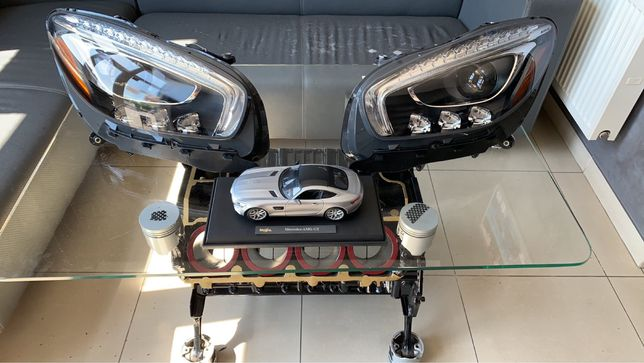 AMG GT фары стопы a1909063300 a1909063400