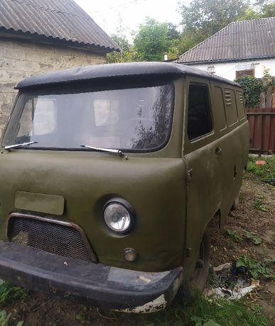 Продається УАЗ 452