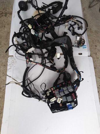 instalacja elektryczna toyota corolla e16