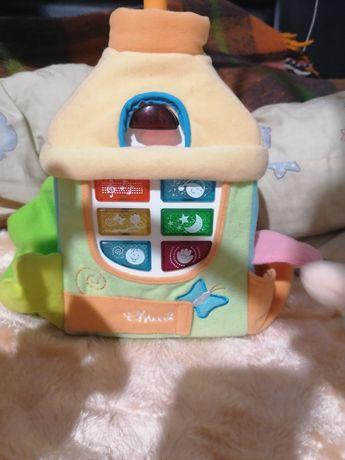 Мобиль chicco на детскую кроватку