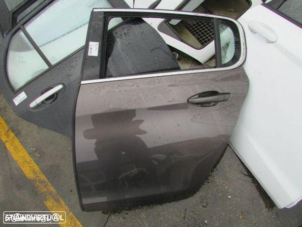 Porta Tras Esquerda Peugeot 308 do ano 2015