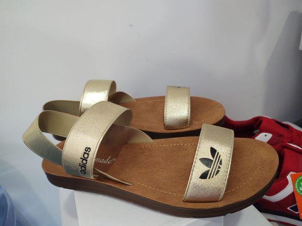 Sandałki Adidas damskie