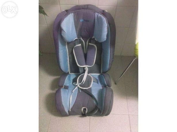 Cadeira auto até 36kg Dois em Um