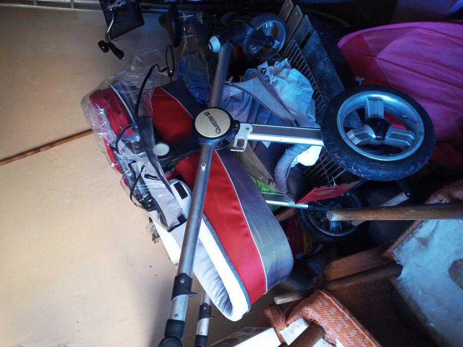 Sprzedam wózek Quatro Chełmno - image 1