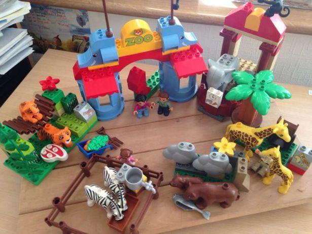 Lego зоопарк 5635