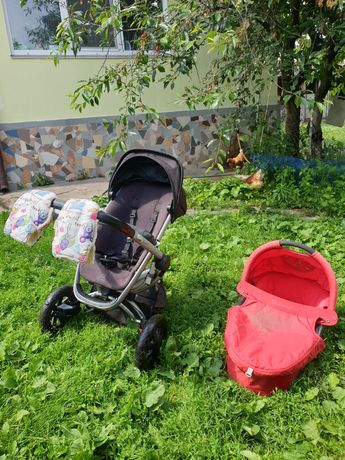 Детская коляска Quinny buzz (квинни баз)