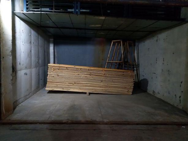 Услуги сушки пиломатериалов, сушка древесины.