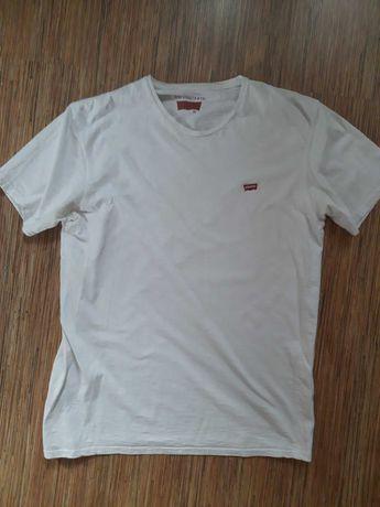 Белая футболка Levi's М унисекс