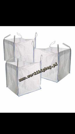 NOWE Worki Big Bag Bagi 75/75/75 Hurtownia BigBag HURT i DETAL WYSYLKA