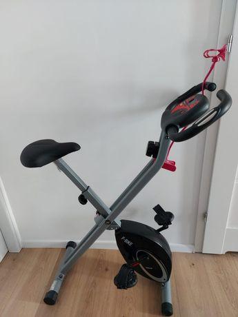 Składany rower stacjonarny ultrasport + gratis