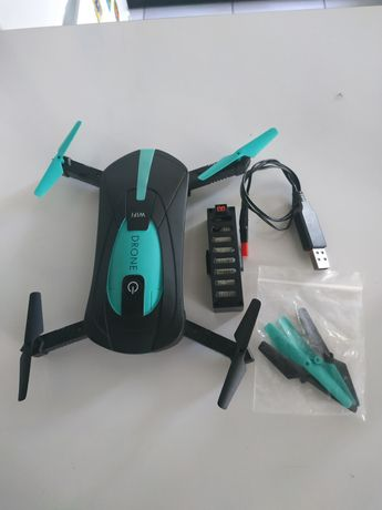 Квадрокоптер селфи-дронJY018с Wi-Fi-камерой