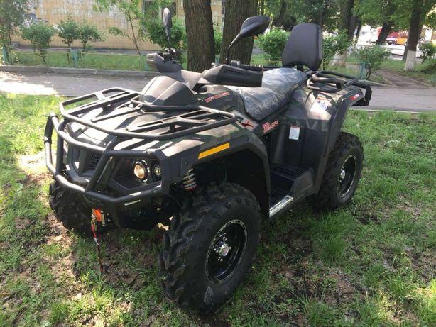 квадроцикл Hisun ML600EFi бесплатная доставка по Украине