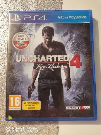 Ps4 Uncharted 4 (możliwa zamiana)