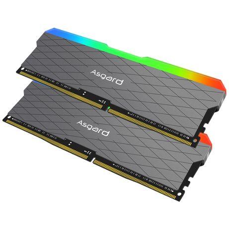 Оперативна пам'ять Asgard Loki W2 16GB (2x8GB) DDR4 3200MHz (RGB)