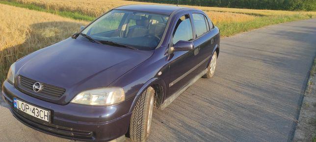 Opel Astra G 2.0DTI