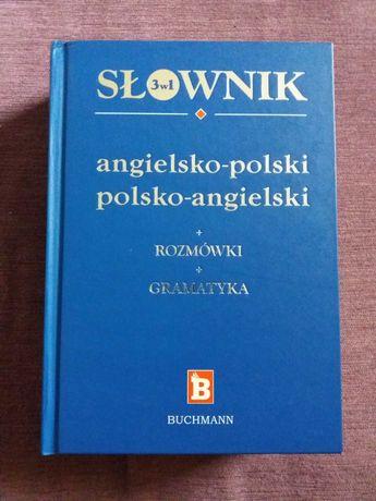 Słownik angielsko polski, polsko angielski, rozmówki, gramatyka