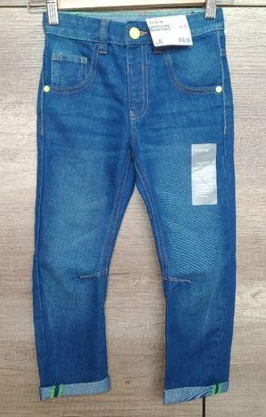 Spodnie chłopięce 104 / 110 NOWE z metkami