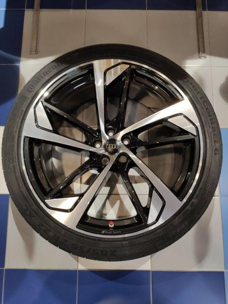 Диски оригинал Audi Q8 SQ8 Q7 SQ7 R22