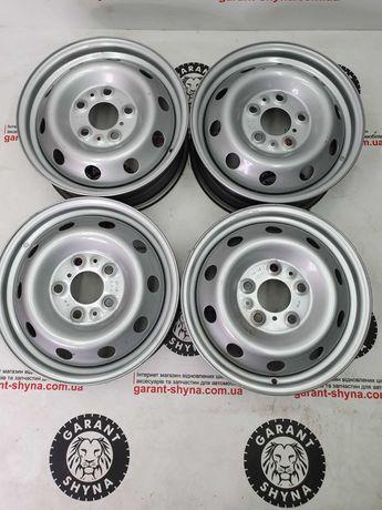 Миталеві диски на Fiat Ducato/ Peugeot  Boxer/ Citroën Jumper R16
