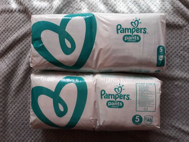 Pieluchy Pampers Pants 5