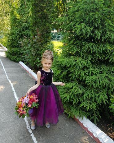 Выпускное платье для принцессы
