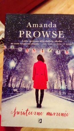 Książka Świąteczne marzenie Amanda Prowse