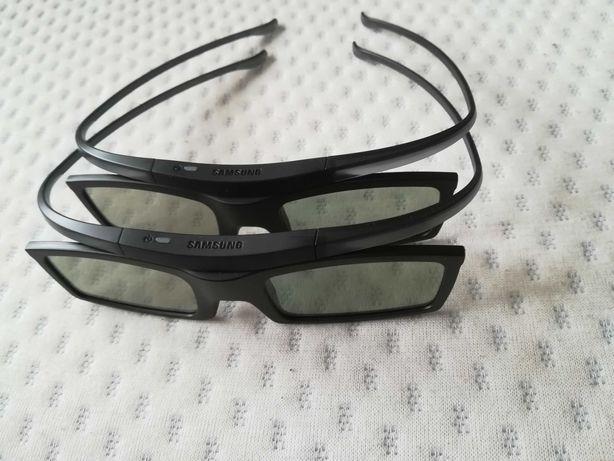 Okulary 3d aktywne Samsung SSG 5100Gb 2 sztuki pary prezent